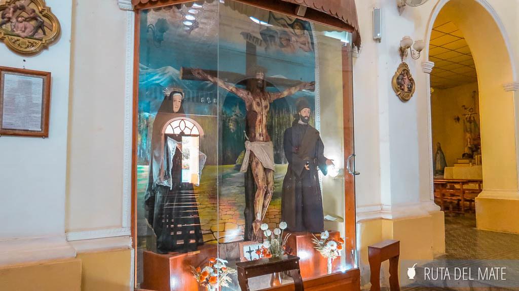 Cristo Parroquia Famatina