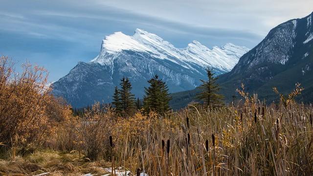 Mt. Rundel, Banff National Park