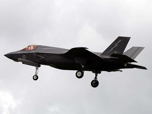 ZM150 016 F-35B Lightning Marham. 7-7-20