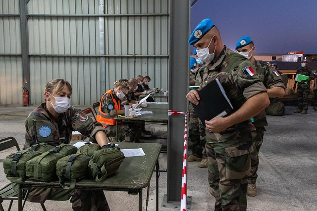 Peacekeeping During COVID-19