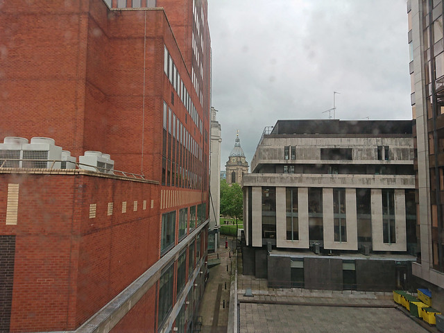 New Cannon Passage to Birmingham Cathedral