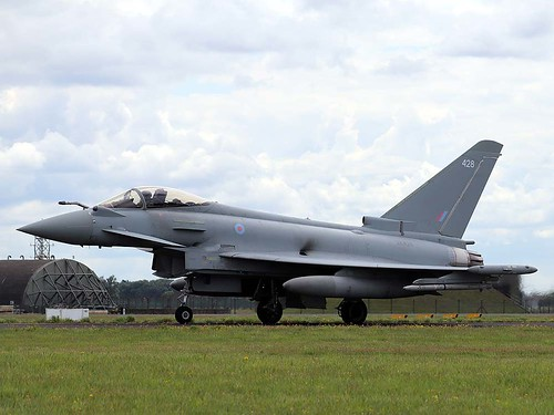 ZK428 Typhoon FGR.4 Coningsby 10-7-20