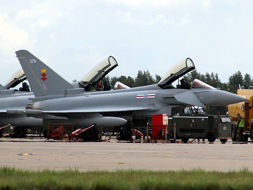ZK376 Typhoon FGR.4 Coningsby 10-7-20