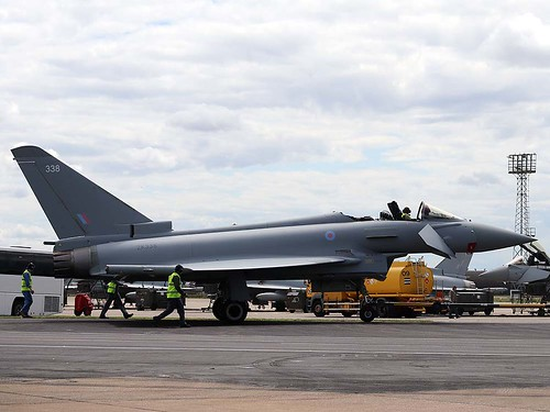 ZK338 Typhoon FGR.4 Coningsby 10-7-20