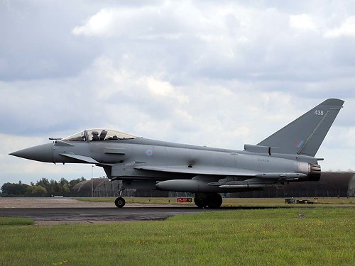 ZK438 Typhoon FGR.4 Coningsby 10-7-20