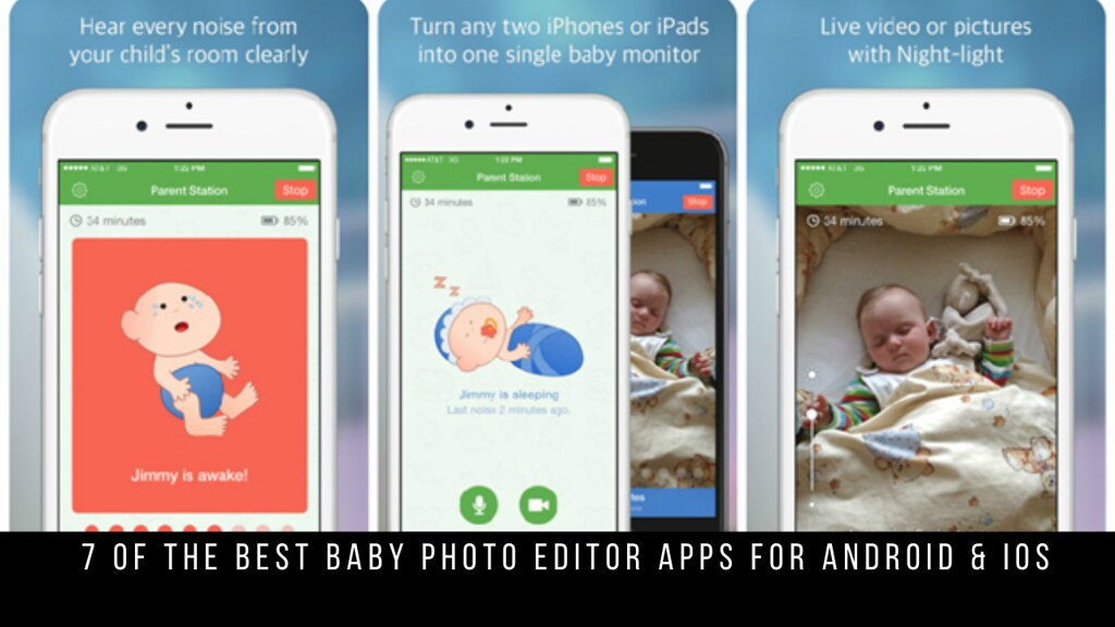7 Of The Best Baby Photo Editor Apps For Android & iOS
