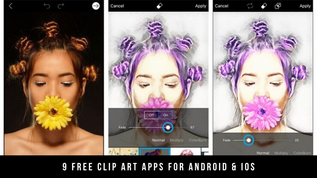 9 Free Clip Art Apps For Android & iOS