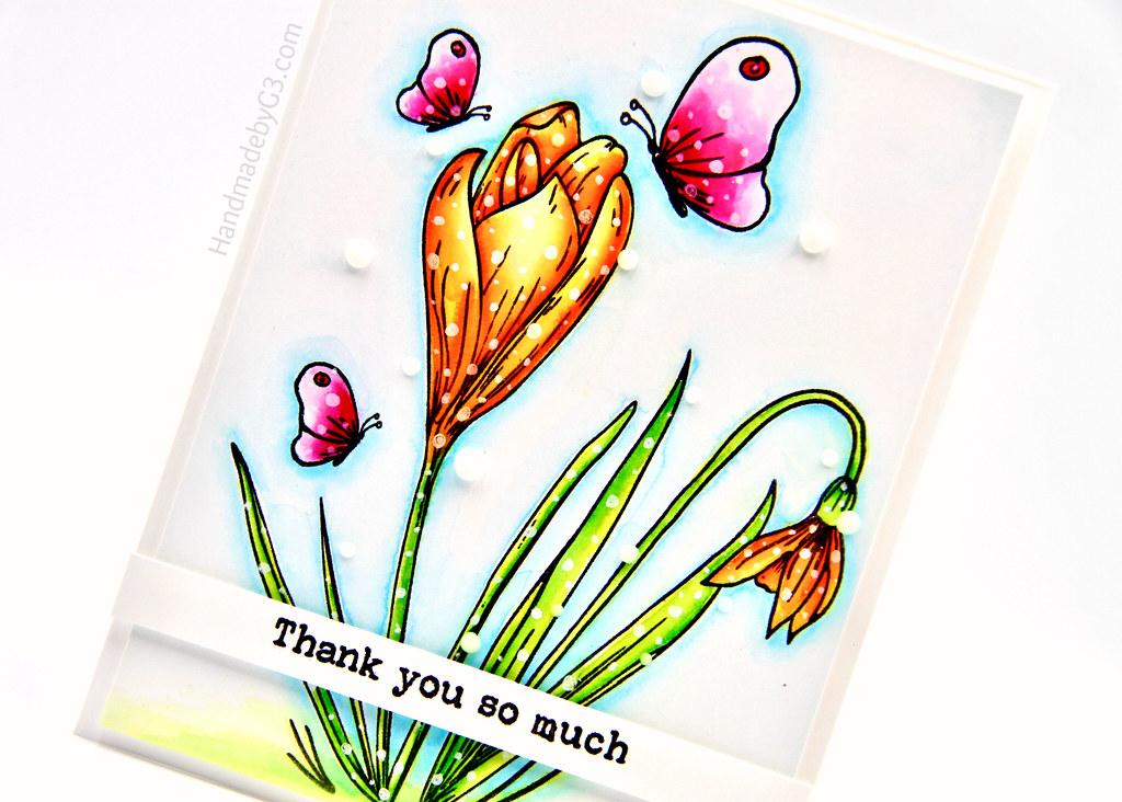 Thanks So  Much card closeup3