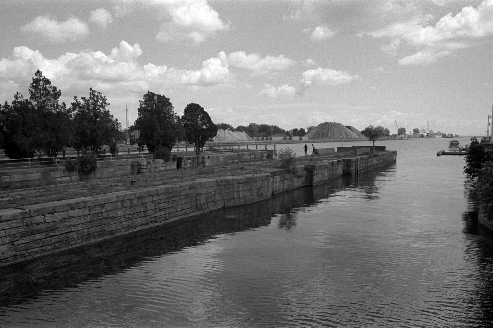 The 3rd Canal - Exit
