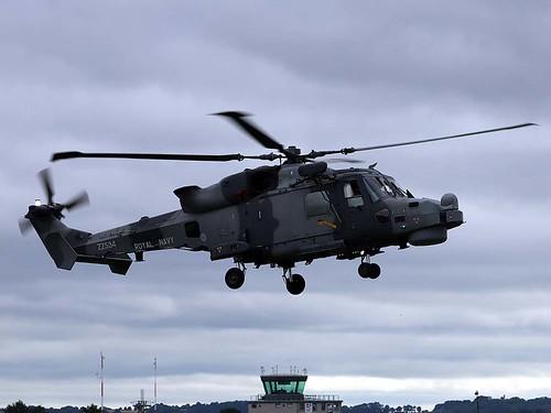ZZ534 Wildcat HM.2 Yeovilton 8-7-20