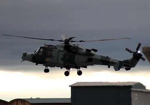 ZZ405 Wildcat AH.1 Yeovilton 8-7-20