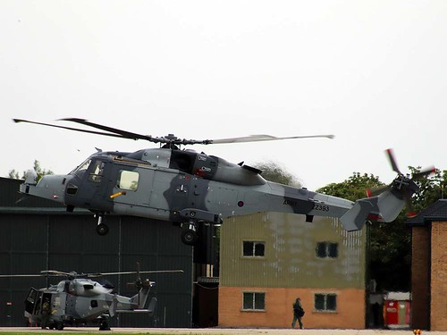 ZZ393 Wildcat AH.1 Yeovilton 8-7-20