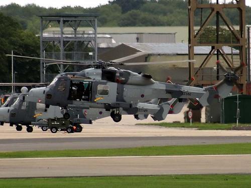ZZ382 Wildcat AH.1 Yeovilton 8-7-20