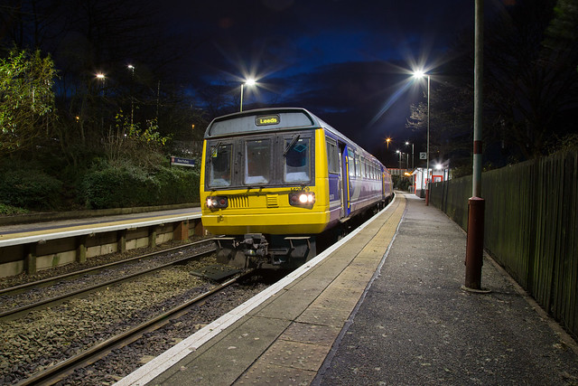 Northern 142 029 New Pudsey