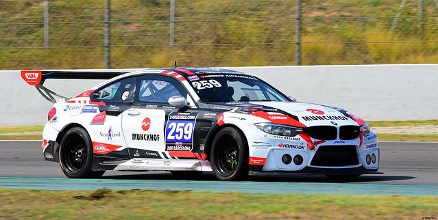 BMW M4 / Eric van den Munckhof / Marcel van Berlo / Ted van Vliet / Marco Poland / Munckhof Racing
