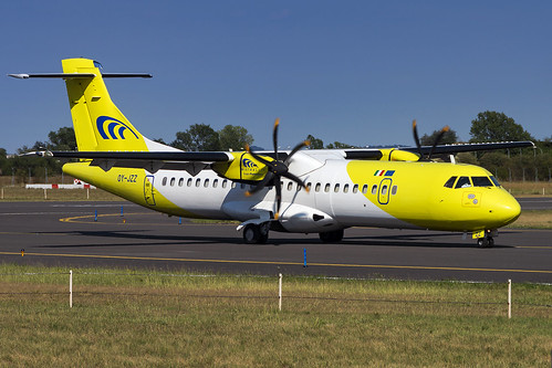 ATR72 Mistral Air | by Enrico Bonaga