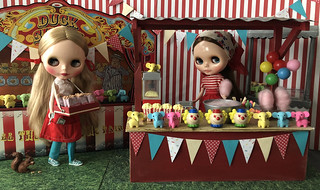 Circus Vendors | by Foxy Belle