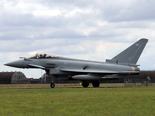 ZK427 Typhoon FGR.4 Coningsby 10-7-20