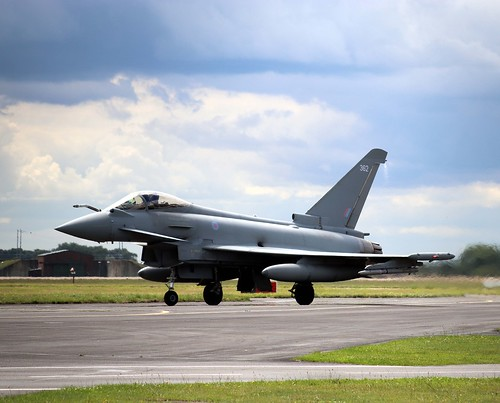ZK362 Typhoon FGR.4 Coningsby 10-7-20