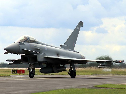 ZK348 Typhoon FGR.4 Coningsby 10-7-20