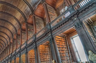 Biblioteca Trinity College - (Explored) | by bervaz