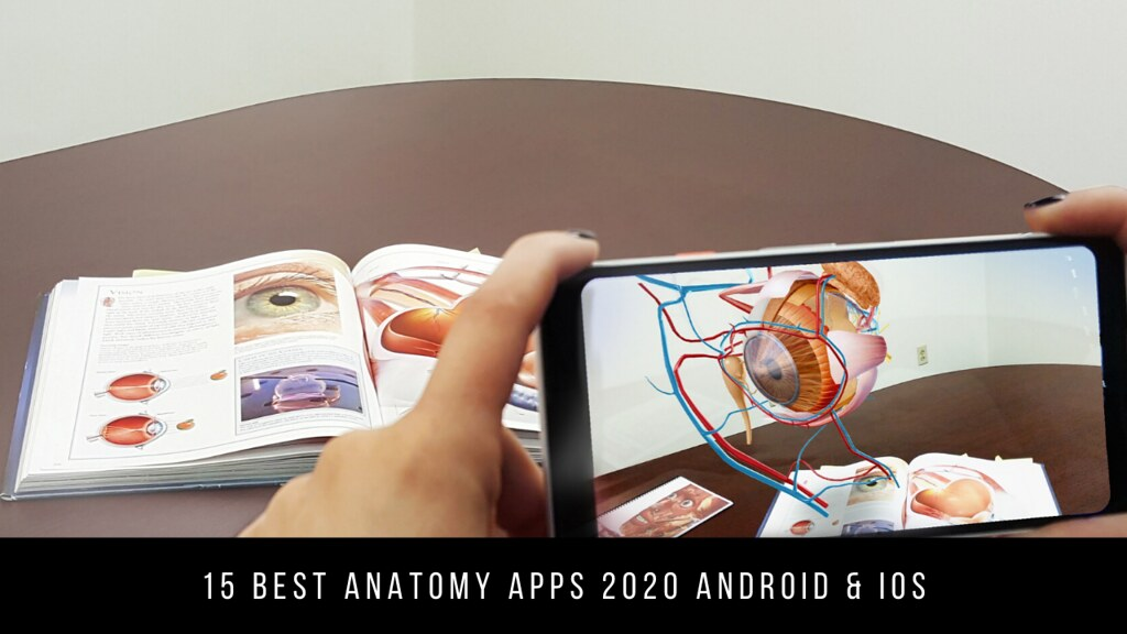 15 Best Anatomy Apps 2020 Android & iOS