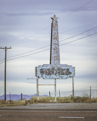 Stardust Motel Sign 2