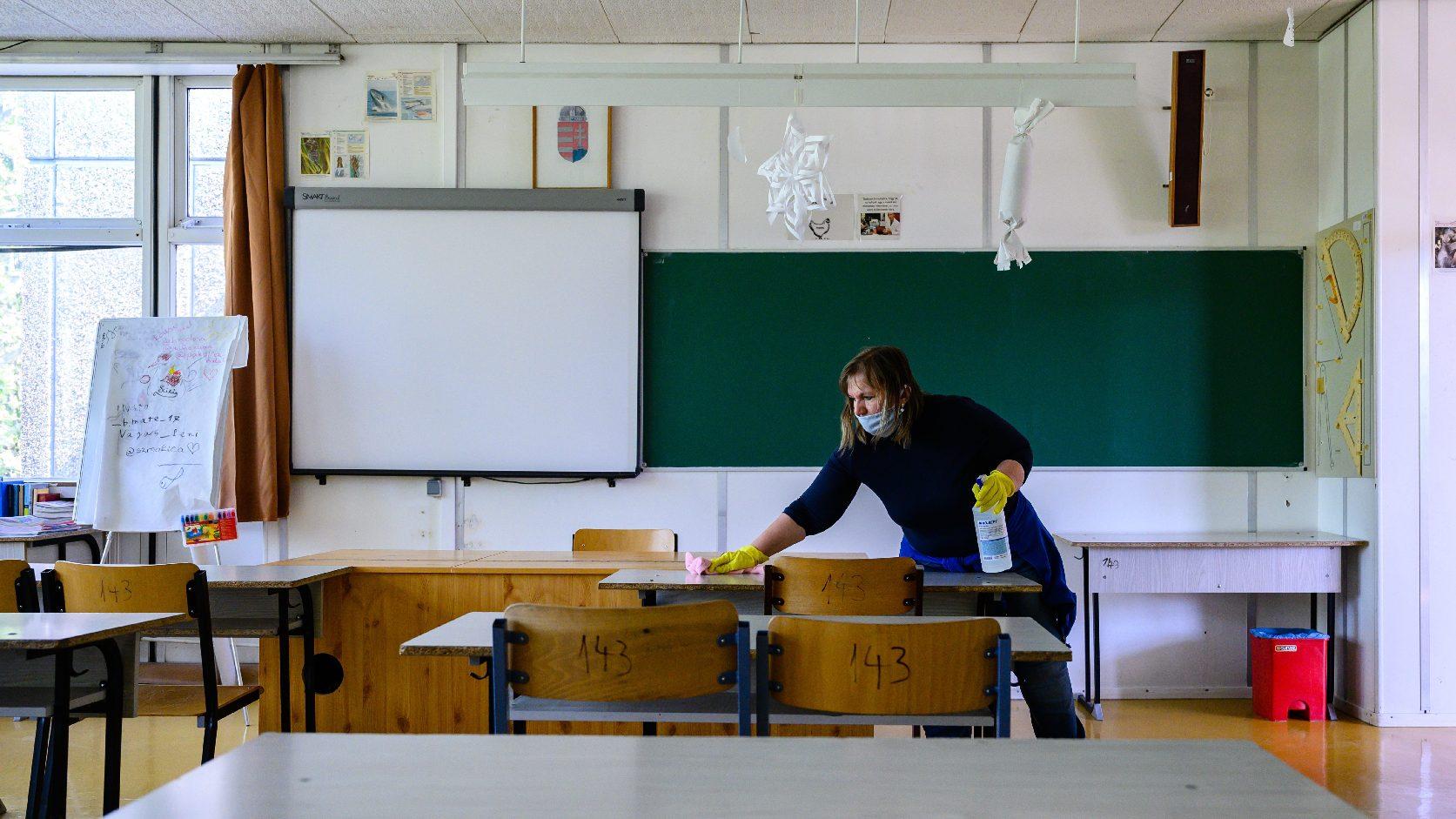 Ebben az öt szegedi iskolában lesz iskolaőrség szeptembertől