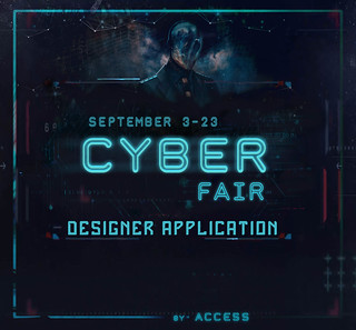 CYBER Fair - Designer Apps are open now! | by Silvia & Teresa