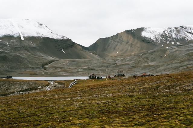 Stemmevatnet, Isfjord, Svalbard