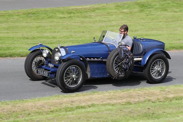 1966 Teal Bugatti Type 59