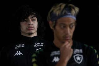 Treino do Botafogo - 15/07/2020