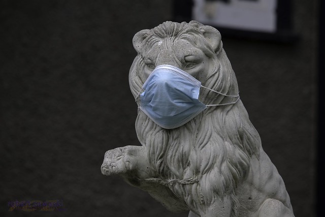 where a mask -- keep safe