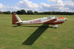 G-CHXK Scheibe SF-25C [44435] Sywell 010919