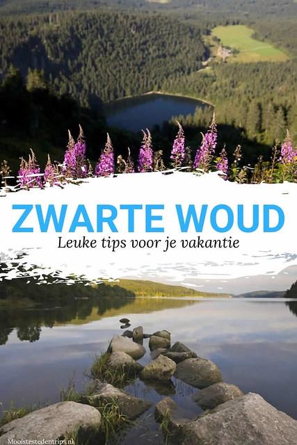 Vakantie in het Zwarte Woud, Duitsland | De leukste bezienswaardigheden in het Schwarzwald