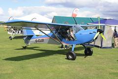 G-CLEI Aeropro Eurofox 2K [55719]  Sywell 010919