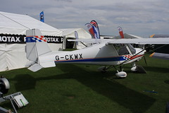 G-CKWX Ikarus Comco C-42 [1804-7536] Sywell 300819