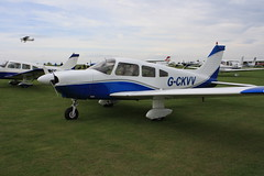 G-CKVV Piper PA-28-181 [28-7890529] Sywell 300819
