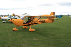 G-CJOL Aeropro Eurofox 3K [50416] Sywell 010919