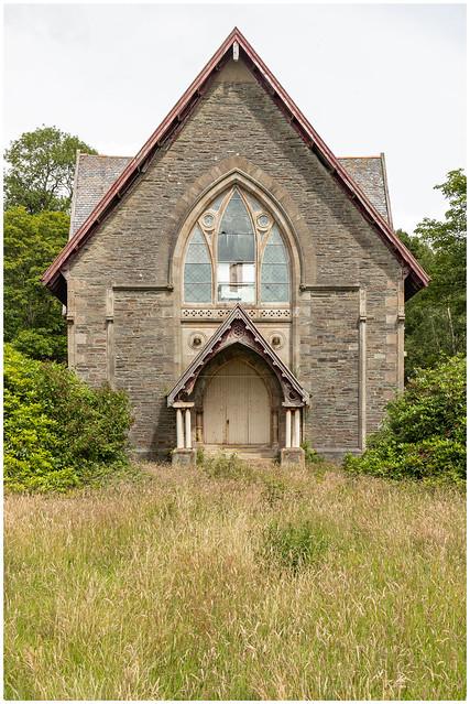 Abandoned Church, Cove