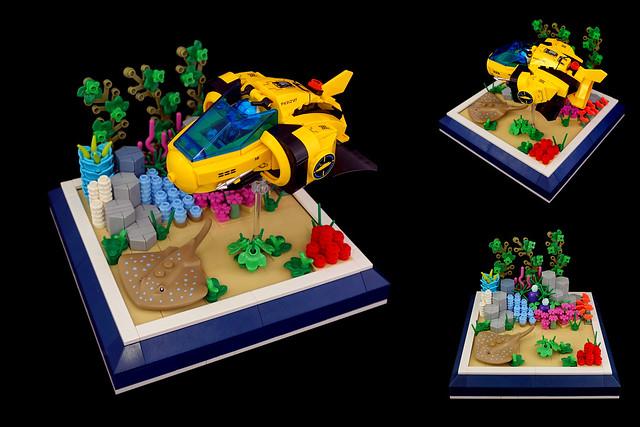 Aquanauts - Aquahawk
