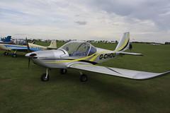 G-CHOU Evektor EV-97 [4102] Sywell 300819