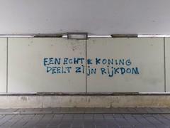 #graffiti #reminder #fuckdekoning
