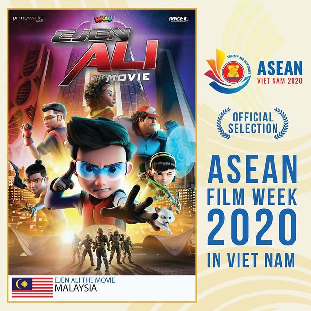 EATM - Asean Film Week 2020