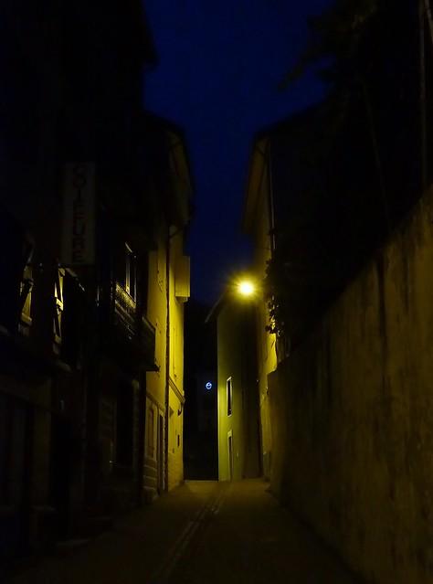 La nuit au village
