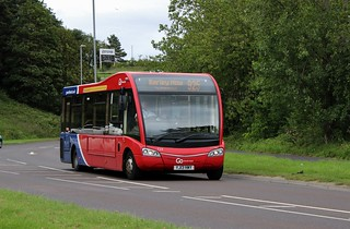 Go North East: 724 / YJ13 HMY