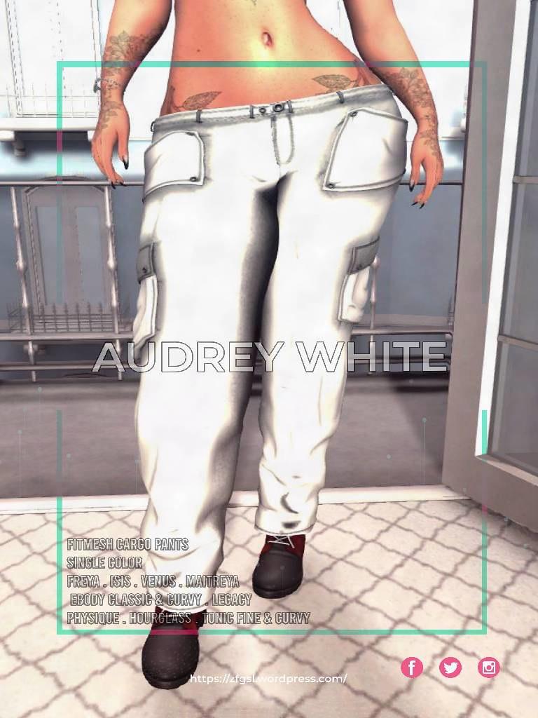 ZFG AUDREY WHITE