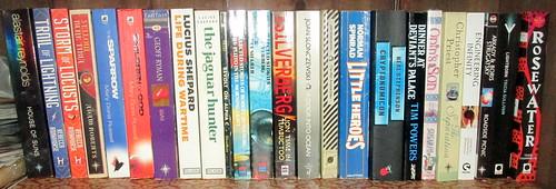 Science Fiction Large Paperbacks