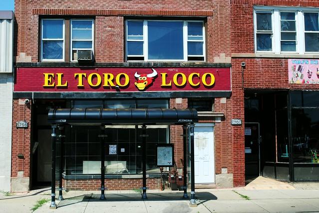 El Toro Loco, Chicago