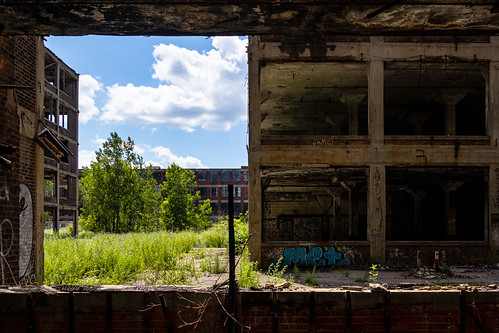 Packard Plant | by kenfagerdotcom